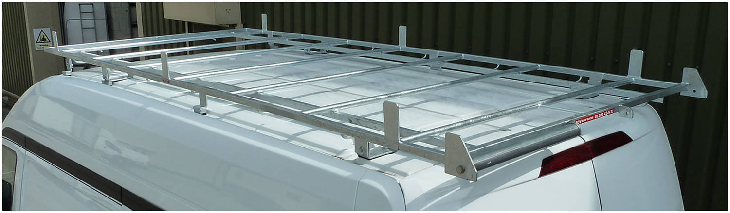 SDV Roof Racks Clitheroe UK Heavy Duty Roof Racks
