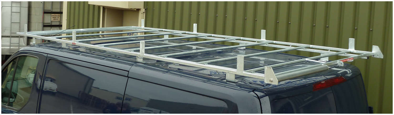 SDV Roof Racks - The Original Galvanised Heavy Duty Roof Rack