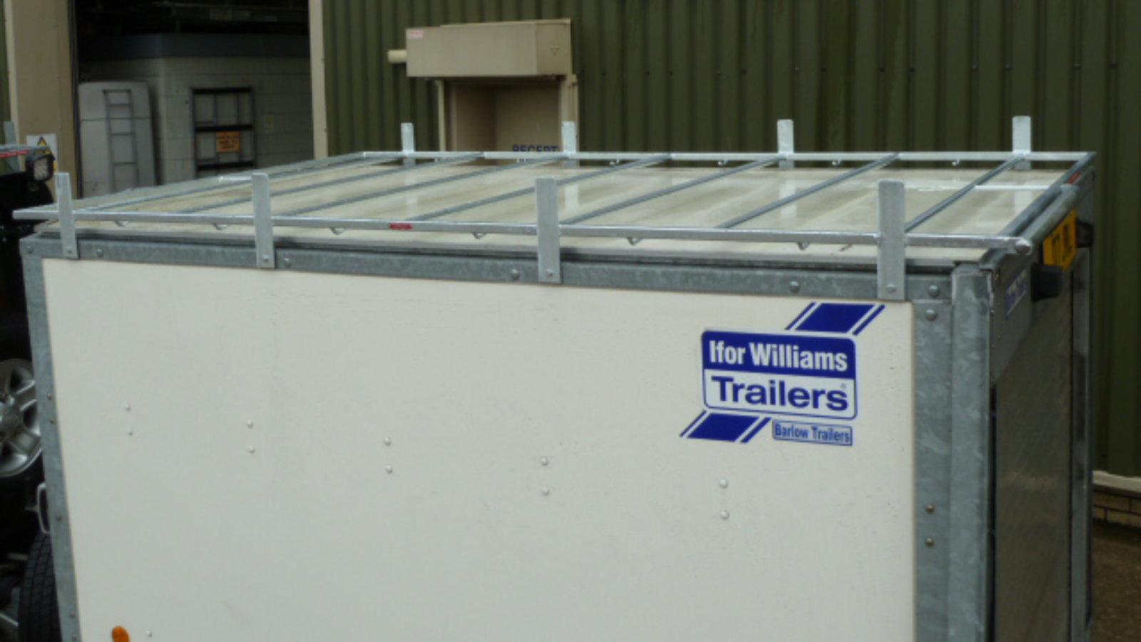 Sdv Roof Racks Bespoke Roof Racks North West Uk