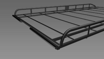 Sdv Roof Racks The All New Elite Roof Rack North West Uk
