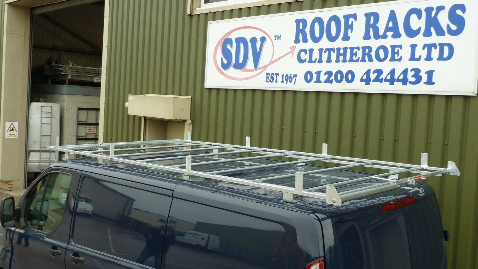 Sdv Roof Racks Gallery Of Our Fitted Roof Racks And
