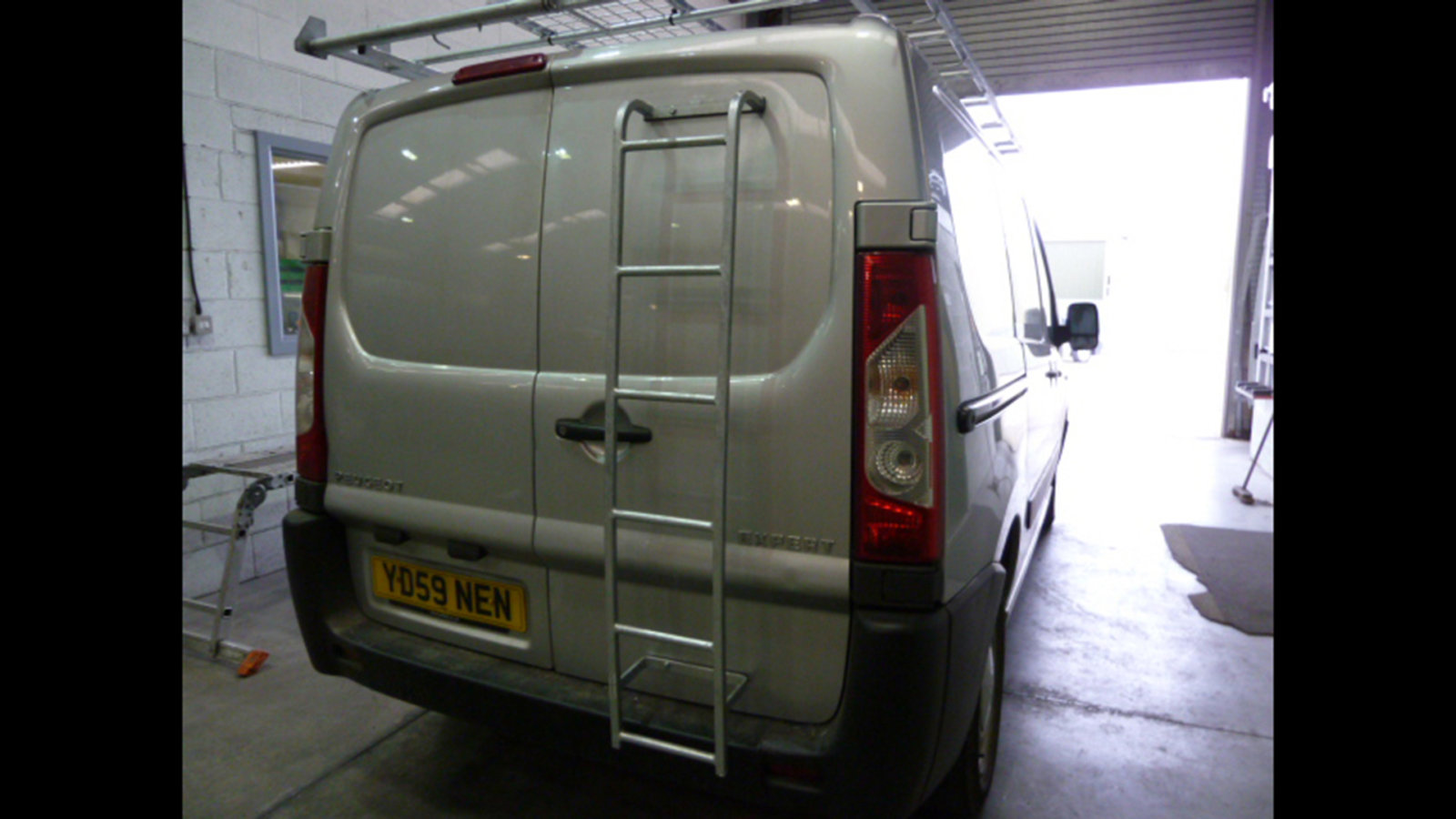 Sdv Roof Racks Side Mounted Racks And Other Accessories